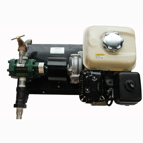 Base Unit, Motor, Pump and Connectors - (comes with Briggs & Stratton Engine)
