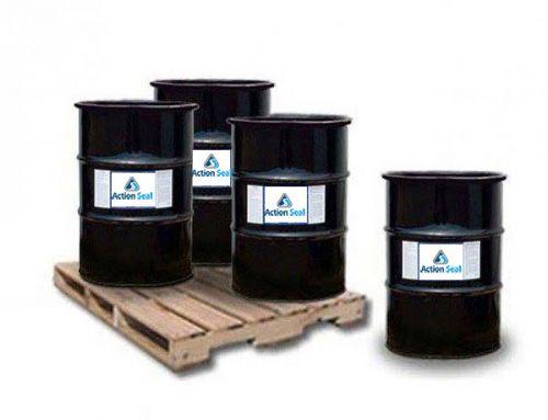 Black Mac Oil Based Asphalt Sealer (4 Drums)