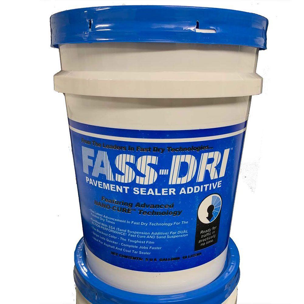 Fass-Dri Pavement Sealer Additive - 5 Gallon Pail