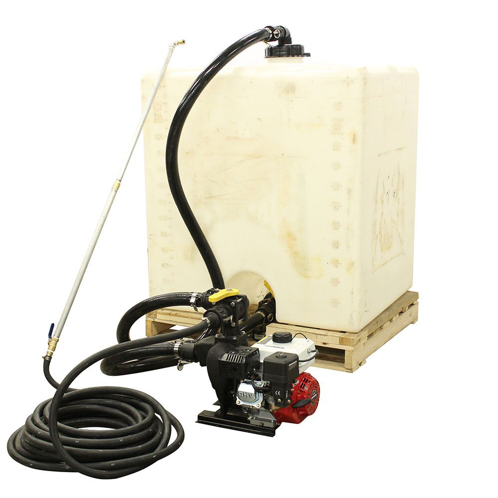 AK275 Tote Sealcoating Spray System