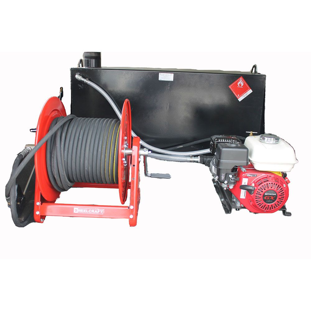Pro 100 C Liquid Asphalt Spray System (Only available in Briggs & Stratton engine)