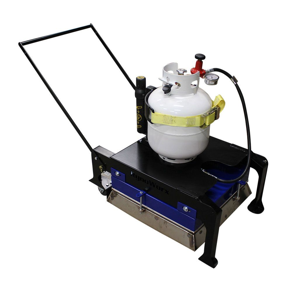 2' Infrared Asphalt Heater - RY2X2 (tank sold separately)