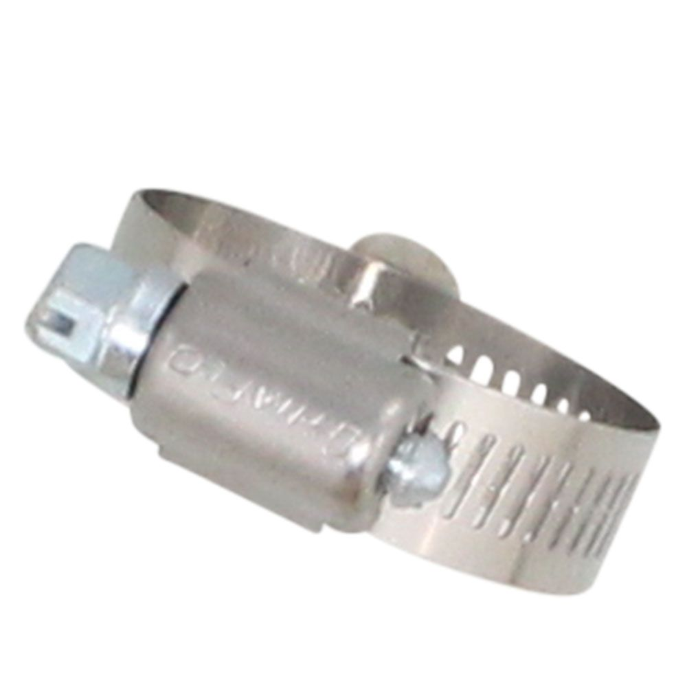 """#16 11/16"""" to 1-1/2""""Dia 1/2""""W S/S Worm Drive Clamp"""