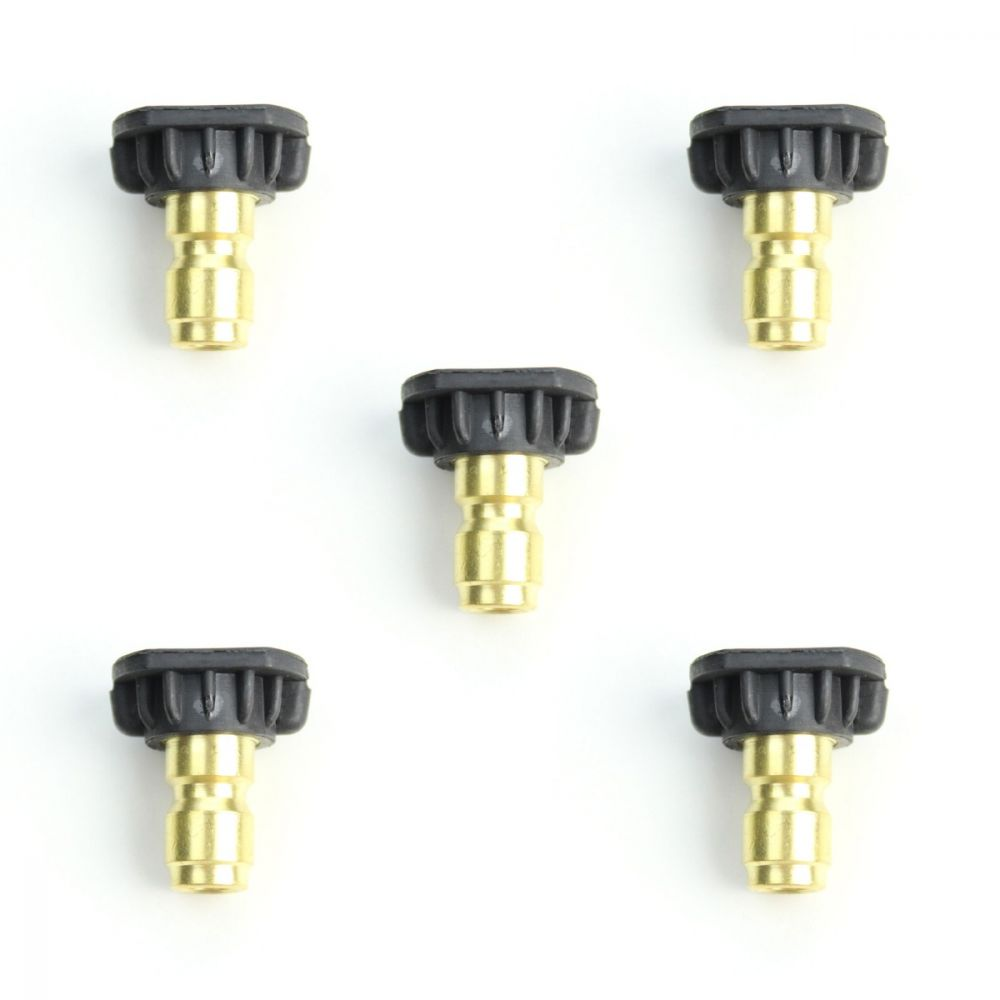 4 GPM Quick Connect Spray Tip x 5