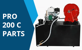 Pro 200 C Sprayer Parts and Accessories